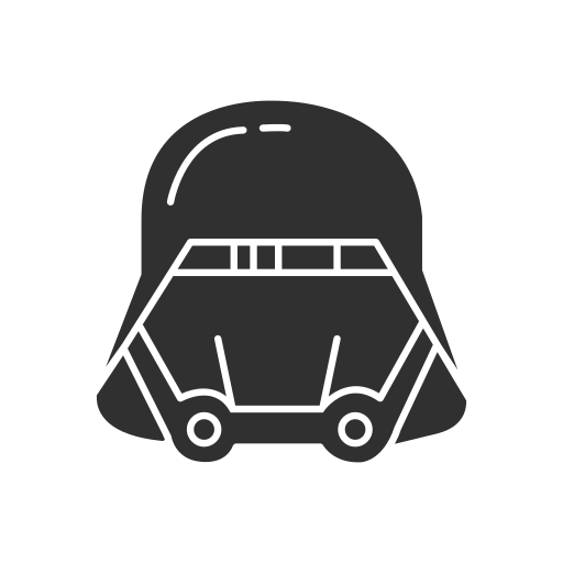 avatar, bounty hunter, droid, space suit icon
