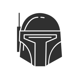 bounty hunter, spacecraft, starwars, storm trooper icon