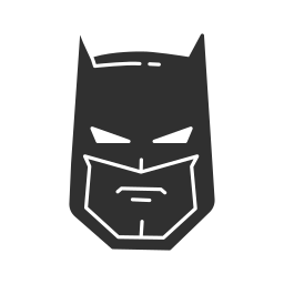 batman, dc character, hero, supe hero icon