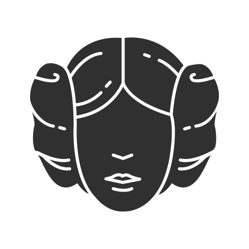 Carrie fisher, general leia organa, princess leia, starwars icon