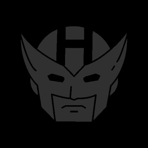 Hawkeye, hero, marvel character, super hero icon - Free download