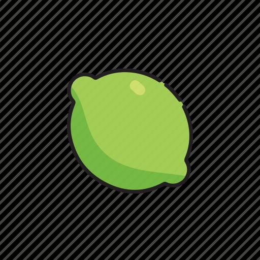 Food, fruit, green, lime, vegetables icon - Download on Iconfinder