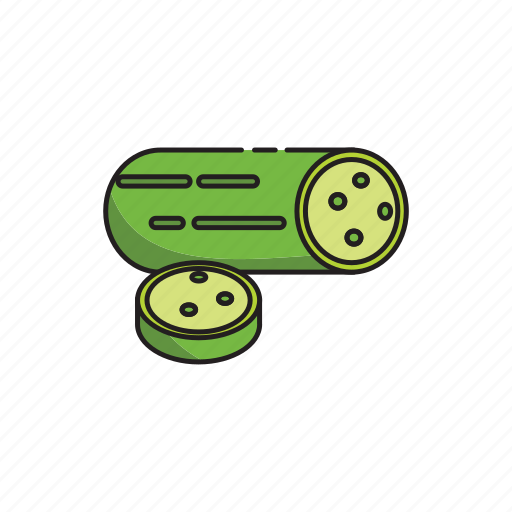 cucumber, food, healthy, vegetables, veggie icon