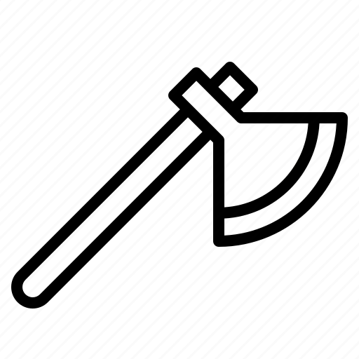 axe, fancy, game, tool, viking, vikings, weapon icon