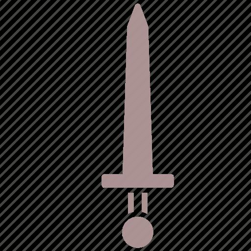 fantasy, fencing, knight, medieval, sword, weapon icon