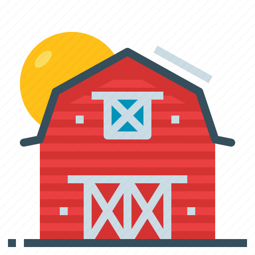 agriculture, barn, farm, storehouse icon