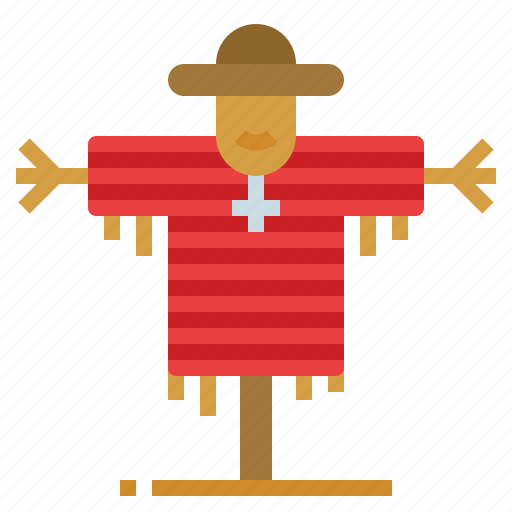 agriculture, doll, farm, scarecrow icon