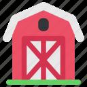 agriculture, barn, building, farm, farming, garden, gardening icon