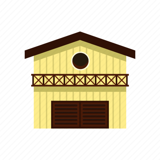 agriculture, animal, architecture, barn, building, country, countryside icon