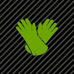 equipment, farm, farming, garden, gloves, protective, ranch icon