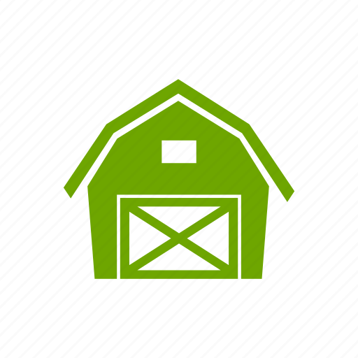 farm, farming, garden, home, house, ranch, storage icon
