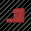 boots, cartoon, design, foot, footwear, illustration, sign