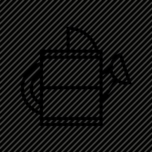 farm, gardening, pot, water, water pot icon
