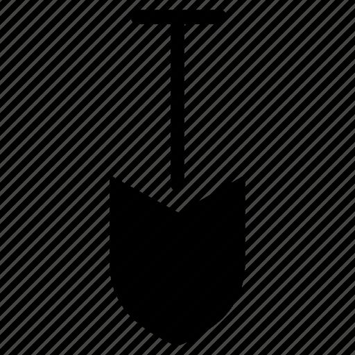 Construction, dig, digger, hand digger, shovel, spade icon - Download on Iconfinder