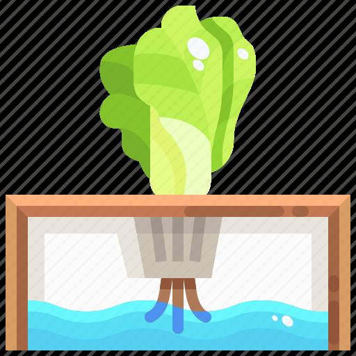 Farming, gardening, hydroponic, irrigation, organic, watering icon - Download on Iconfinder