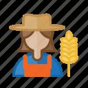 agriculture, farm, farmer, farming, field, growth, plant