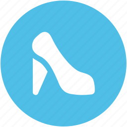 fashion, footwear, glamour, kitten heel, ladies shoes, open toed, women sandal icon
