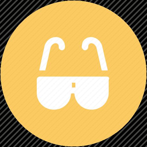 eyeglass, eyeshades, glamour, goggles, spectacles, style, sunglasses icon