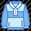 fashion, jumper, shirt, sportswear icon