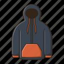 cloth, fashion, hoodie, jacket, wear