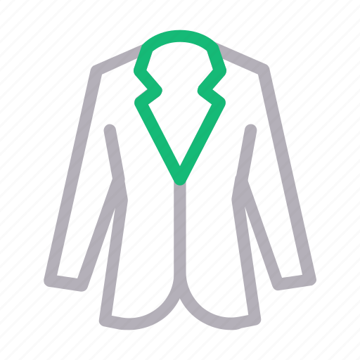cloth, coat, fashion, jacket, wear icon