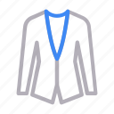 cloth, fashion, jacket, style, wear icon