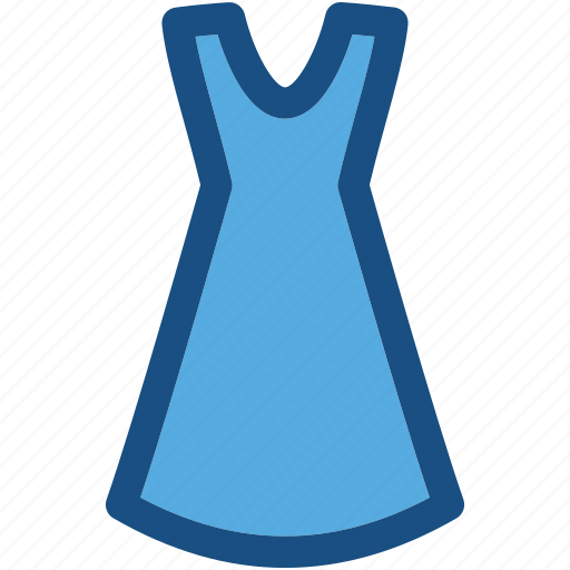 clothing, fashion, short dress, sundress, woman dress icon