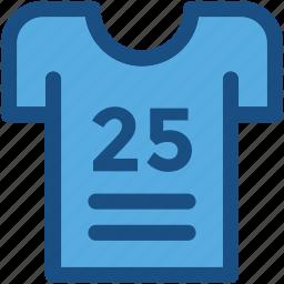 clothing, fashion, player shirt, shirt, t shirt icon