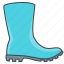 boot, clothes, riding boot, shoe icon
