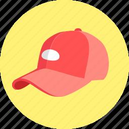 blazer, cap, hat icon