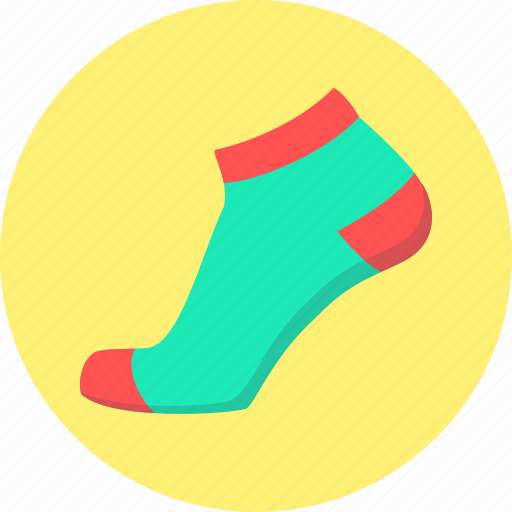 clothes, foot, sock, sox icon