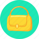 accessory, bag, fashion, handbag, purse, vanity-bag icon