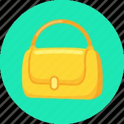 accessory, bag, fashion, handbag, purse, vanity-bag icon