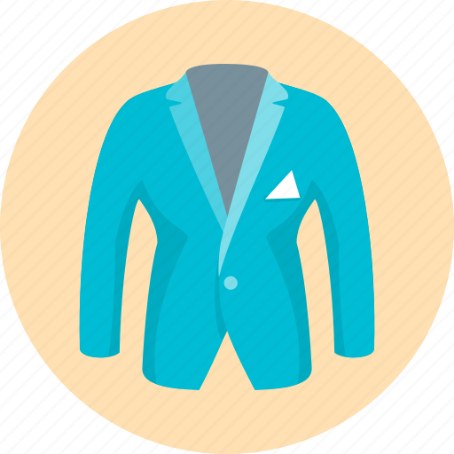 business style, clothes, clothing, costume, fabric, jacket icon