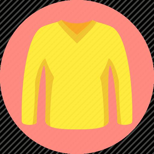 clothes, clothing, fabric, jumper, raglan icon