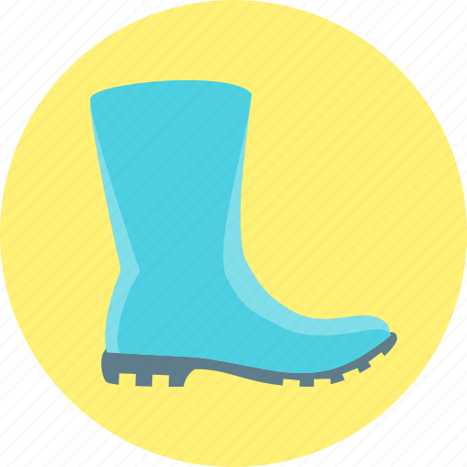 boot, riding, riding boot, shoe icon