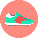 footgear, footwear, shoes, sneaker icon