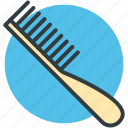 brush, hair brush, radial brush, spinning brush, vented brush icon