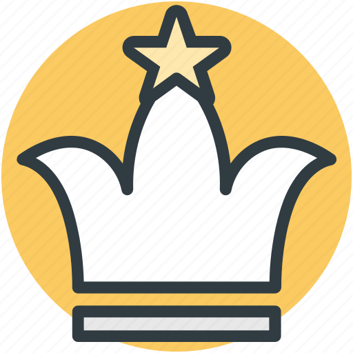 crown, designing, king, prince, queen icon