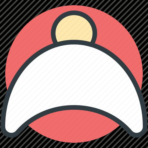 baseball hat, cap, headgear, headwear, sports cap icon