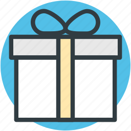 celebrations, gift, gift box, party gift, present icon
