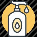 foam dispenser, soap dispenser, shampoo, bathe shampoo, liquid bottle