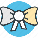 congratulations, festive, gift decoration, greetings, ribbon bow icon