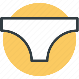 pantie, undergarments, underpants, underthings, undies icon