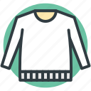 clothes, fashion, shirt, summer wear, t-shirt icon