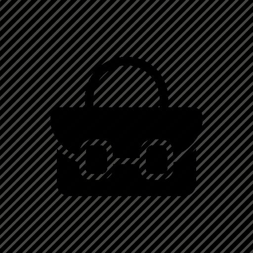 bag, fashion, girl, ladies, purse icon