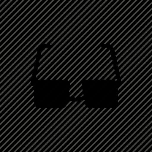 eyewear, fashion, glasses, goggles, optics icon