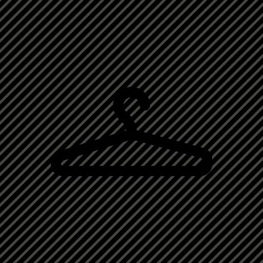 cloth, dress, fashion, hanger, shopping icon
