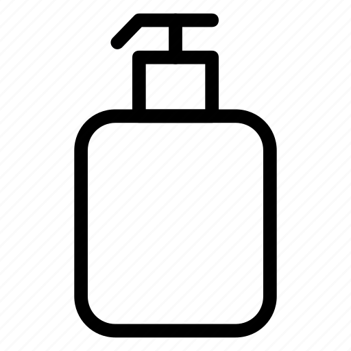 Cosmetics, handwash, liquid, shampoo, soap icon - Download on Iconfinder