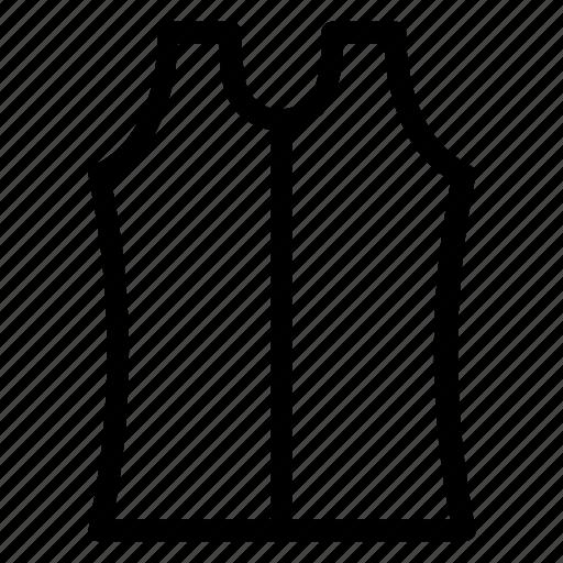 cloth, dress, fashion, singlet, wear icon